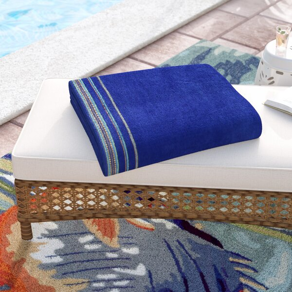 Mattson 100% Cotton Beach Towel by Highland Dunes